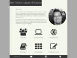 Allan Finnich, Bachelor of Science