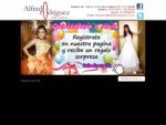 Alfredo Rodriguez Vestidos de XV años vestidos de novia