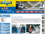 alga - the world of trucks, buses, construction machines and tyres