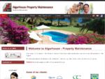 AlgarHouse Property Maintenance | Serviços, Moradias | Faro, Algarve