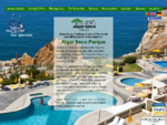 Self catering holiday apartments, bungalows and villas for rent in Algar Seco Parque. Fantastic sea ...