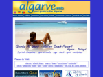 Algarve, Index Page for Algarve-Web, a resource for information on the Algarve Region of Portugal....