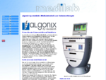algonix - Medizintechnik fuuml;r Schmerztherapie und Schmerzreduktion