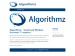 Algorithmz - Small and Medium Business IT experts