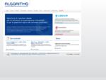 Automazione industriale - Gestione processi produttivi - ALGORITMO