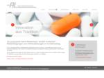 AL Gummi Kunststofftechnik GmbH ----- Dichtungen, Trichter, Kompensator, Manschette, Faltenbalg