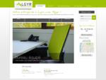 Algyr centre d'affaires à Lyon, location de bureaux, domiciliation commerciale, permanence ...