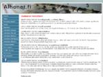 Alhonet. fi - Alhojärvi networks