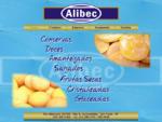 Alibec - Distribuidor de Alimentos - Conservas - Doces - Amanteigados - Salgados - Frutas Secas - Cr