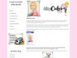 Alice Cakes in Harrogate - Cake Decorating Classes and Custom Designed Cakes