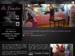 Boutique de lingerie féminine Strasbourg - Alice Lange Le Boudoir
