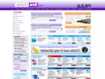 SpazioWeb. com   Registrazione Domini Internet, spazio web in Hosting, Server Dedicati, VPS e Cl