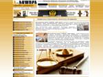 Консалтинг и оценка, юридические услуги, бухгалтерские услуги, абонентское обслуживание, регистр