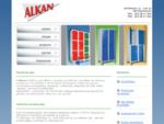 Αλκαν - Εταιρια Μεταλλικων Κατασκευων