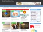 A. Lipniūno kultūros centras | Panevėžio vyskupijos jaunimo centras