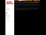 Home - Alkis Production - professional video photographer