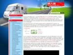 AL-KO onderdelen voor aanhangwagens, caravans en campers