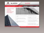 Alkon | Aluminijumska i PVC stolarija