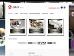 Alkor d. o. o. - dizajn i opremanje poslovnog enterijera - Alkor d. o. o. - dizajn i opremanje pos