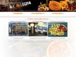 All´Allegria - pizzeria, italská restaurace pizza Liberec a Oldřichov