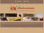 GK-VERPACKUNGEN | ihr lieferant fuuml;r tragetaschen verpackungen