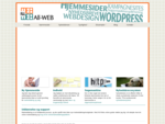 Susanne Andreasen, All-Web tilbyder at rådgive, udvikle, vedligeholde, uddanne og ikke mindst st