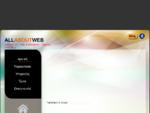 All About Web - Web design applications - Κατασκευή ιστοσελίδων