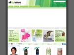 Hem | All by Nature – Allt inom hälsokost, kosttillskott naturlig hudvård
