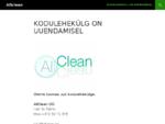 AllClean pakub kvaliteetseid puhastusteenuseid, hooldusteenuseid, heakorrateenuseid ja remonditöid