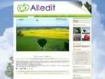 Alledit - dziennikarstwo, pisanie i redagowanie tekstów, fotografia, usługi finansowe | Dziennik