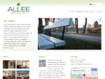 Allee Apartments on külaliskorterid Kuressaare linnas, Saaremaal. Allee Apartments are guest apart