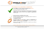 World4You Kundenwebsite