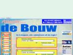 Alles in de Bouw - aannemers bouwbedrijven loodgieters klusbedrijven hoveniers zoeken.