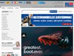 Sportbekleidung und Fussballschuhe online günstig kaufen und bestellen bei SC24. com - der Online-Sp