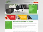 Kancelársky nábytok ALLIA DESING - - [ www. allia. sk ]