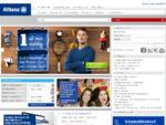Versicherung, Vorsorge, Vermögensaufbau | Allianz