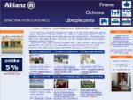 Grażyna Kościukiewicz Agent Allianz Wrocław | Ubezpieczenia osobowe na życie, NNW, komunikacyjne