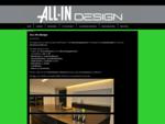 ALL IN DESIGN | KEUKENS | BADKAMERS | INTERIEUR | SLAAPKAMERS | BUREELINRICHTING | MAATWERK