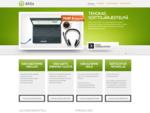 All Os Finland Oy - www-pohjainen soittojärjestelmä telemarkkinointiin - etusivu