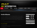 QULT Car rental Autovermietung Berlin