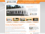 All Star Hire Ireland is a Premier Marquee Furniture Hire Company for Weddings, Christenings,