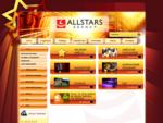 ALL STARS AGENCY s. r. o. - produkční a umělecká agentura