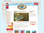 All sweets and Treats | Victor Harbor original lolly shop | Old fashioned lolly shop | Fleurieu P