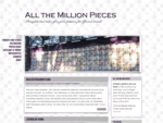 All the Million Pieces | Thoughts and stories of a girl039;s passion for life andtravel