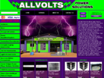 ALLVOLTS - Broome - Batteries - Solar - Electrical - LED - Chargers - Inverters - Cable
