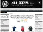 All Wear And Com Equipements Sportifs Vêtements de Travail Textiles et Objets Publicitaires