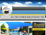 Awnings Auckland - Outdoor Blinds - Shade Sails More from All Weather Solutions