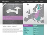 Online recruitment services in nine European countries Croatia, Czech Republic, Estonia, Finland,