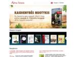 Geros knygos – Alma littera leidykla