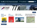 ALMELO OÜ Autovaruosad - Almelo autovaruosad, autovaruosade müük, veoautode varuosad